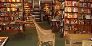 Biblio-Text: Daunt Books