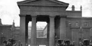 Arise, Poor Doric: Euston Arch Stones Recovered