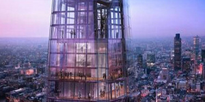 The Shard: Room For A View