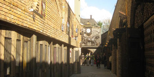 Camden Stables Market: First Look Inside Redevelopment