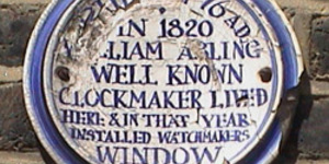 Mystery Plaque Confounds Local Historian