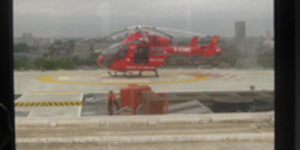Interview: A Pilot Of The London Air Ambulance