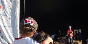 In Pictures: Canada Day @ Trafalgar Square