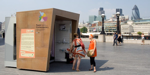 Wayne Hemingway's KiosKiosK At More London