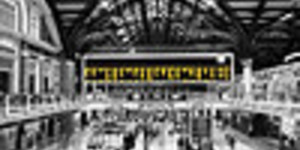 """Rail Strike Update: Liverpool Street Station """"A Ghost Town"""""""