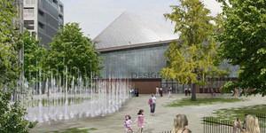 Tweaks Made To Commonwealth Institute Plan