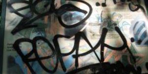 Locals Lament Loss Of Graffiti