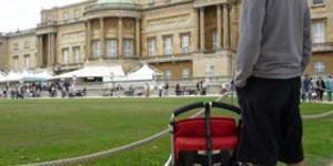 Perambulist #3: Buckingham Palace