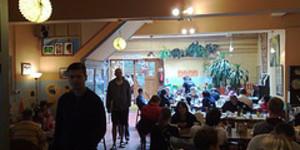 Review: Hackney City Farm Supper Club