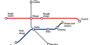 A Guide To Alternative London Tube Maps