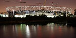 IOC Concern Over Venueless 2012 Sports