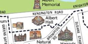 New TfL Map Blunder Muddles Museums