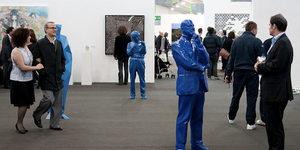 Review: Frieze Art Fair 2009