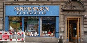 Biblio-Text: Stoke Newington Bookshop