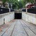 The entranceway beckons
