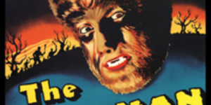 Grant Museum Screens The Wolfman