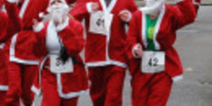 London Santa Run Tomorrow!