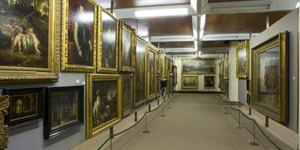 Inside The National Gallery's 'Secret' Room
