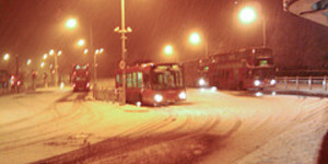 London Travel Update: Snow Disrupts Trains, Tube, Roads