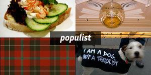 Populist: 23-30 January