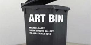 Art Bin @ South London Gallery