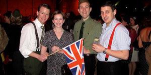 Review: The Blitz Party @ Village Underground