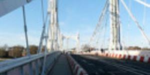 Albert Bridge Closed To Motorists For 18 Months