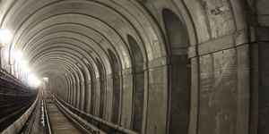 In Pictures: Brunel's Thames Tunnel