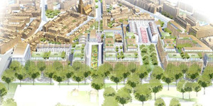 Chelsea Barracks Masterplan Revealed