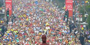 In Pictures: London Marathon 2010