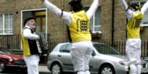 Morris Dancers Take Over Westminster Tomorrow
