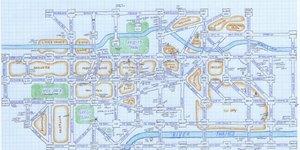 Hand-Drawn Maps of London: Mappa Lundi