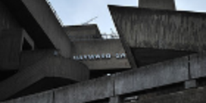 Take A Dip In The Hayward Gallery