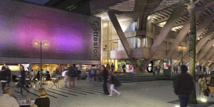 National Theatre Plans Huge Facelift