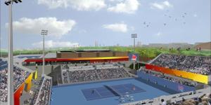 Work Begins On Final Olympic Venue