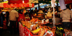 Greenwich Food Market Stalls Going... Going...