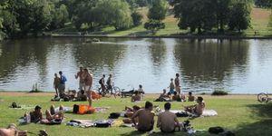 Love Your Lido: Hampstead Men's Pond