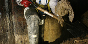 "Thames Water Attacks London's ""Fatbergs"""