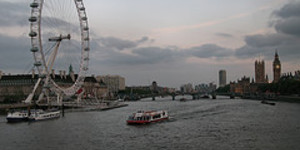 Londoners Rarely Cross The River, Says Dubious Survey