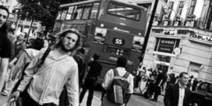 Pedestrian Speed Lanes For Oxford Street?
