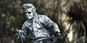 Elvis Presley Celebration Gig In Hyde Park