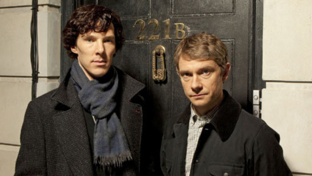 New Sherlock Holmes Series Begins On BBC1 This Sunday