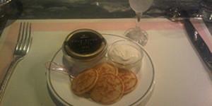 Review: Caviar Lunch at Bob Bob Ricard
