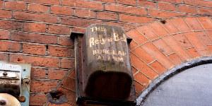 Blackheath Is (Perhaps Not) London's Burglary Hotspot