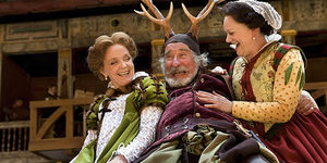 Theatre Review: The Merry Wives of Windsor @ Shakespeare's Globe