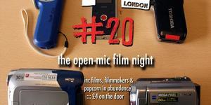 Last Minute Listing: Kino 20 @ Vibe Bar