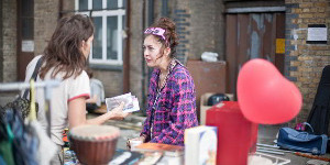 Review: Hackney Wick Flea Market