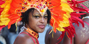 In Pictures: Notting Hill Carnival 2010
