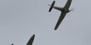 Today: Historic Flyover To Mark Blitz