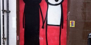 London Street Art Guide: 1. Stik